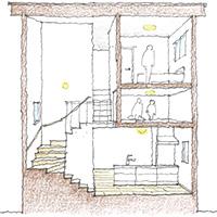 構造イメージ図